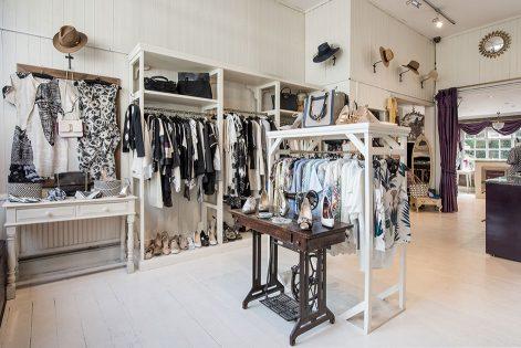 Deuxieme - Boutique - interior